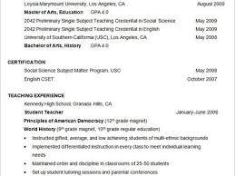 Usc Resume Template 26 Formal Resume Template 8 Cv Format Sample Pdf Cashier Resumes