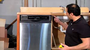 how to measure for a dishwasher installation home sweet home