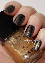 marias nail art and polish blog chanel illusion d u0027or 450 orient