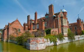 photo of kentwell hall suffolk