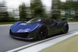 new pagani the pagani hei concept turns up automotorblog