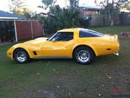 what is a 1981 corvette worth chevrolet corvette c3 stingray in brisbane qld