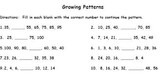 free worksheets online pattern worksheets free math worksheets