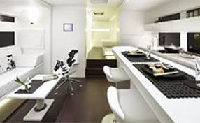 Luxury Caravans Transportation Interior Design Ideas