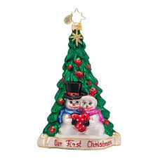 193 best christopher radko snowman ornaments images on