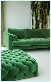 emerald green velvet sofa elegant green velvet sofa uk interior