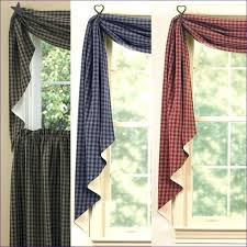 Country Plaid Curtains Amazon Curtains Blackout Medium Size Of And Turquoise Lemon