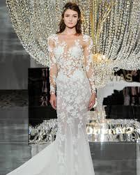 pronovias wedding dresses pronovias fall 2018 wedding dress collection martha stewart weddings