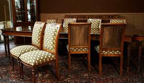 dining room refreshing upholstered dining room chairs with oak