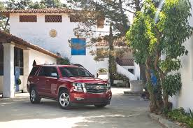 chevy yukon 2015 gmc yukon 2015 chevrolet tahoe first test motor trend