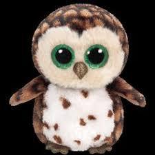 ty beanie boos midnight owl small beanie boos