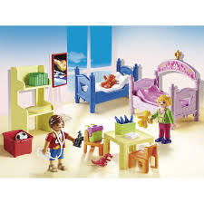 playmobil chambre des parents chambre d enfants avec lits superposés playmobil dollhouse 5306 la