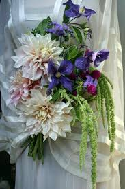 Purple And White Wedding Purple And White Archives Bouquet Wedding Flower