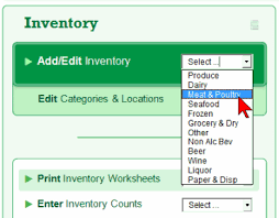 restaurant inventory software includes menu costing and menu