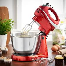 Kitchen Stand Mixer by Vonshef 13 230 Two In One Hand Stand Mixer For 220 Volts And 50hz