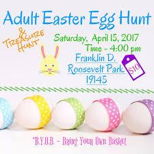roosevelt halloween party 2017 easter egg u0026 treasure hunt tickets sat apr 15 2017 at 4