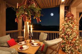 christmas decorations clearance christmas patio decorations decorating ideas for a cozy winter patio