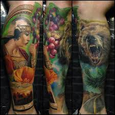 40 best mythological tattoo designs tattoos era