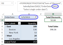 excel pivot table report filters macros