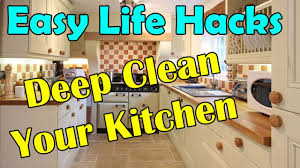 how to clean a kitchen kitchen cleaning ideas kitchen life