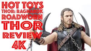 hot toys mms416 thor ragnarok roadworn thor 1 6 scale figure