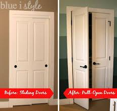 Outside Mount Sliding Closet Doors Best 25 Closet Doors Ideas On Pinterest Bedroom Within Door Idea 2