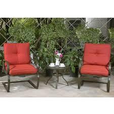Mountain Outdoor Furniture - cloud mountain bistro table set outdoor bistro set patio cafe