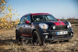 bmw rally off road 2013 mini x raid countryman off road design conceptcarz com