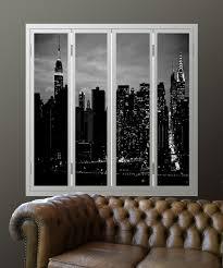 manhattan picture window shutters