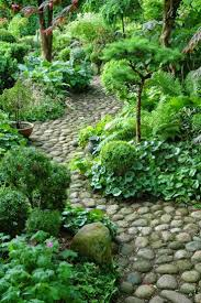 using stone in rustic gardens elegance and drama