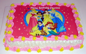 disney princess disney princess cake 1 4 sheet marble cake