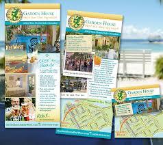 Business Card Racks Key West Florida Inn U0027s New Print Designs Match Website Insideout