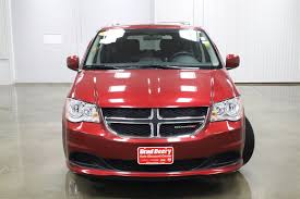 used certified one owner 2016 dodge grand caravan sxt w dvd