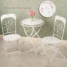 Garden Bistro Table Dining Room Table And Chair Furniture Touch Of Class