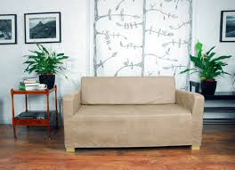 Ikea Solsta Sofa Bed Ikea Ullvi Sofa Bed Cover In Vintage Distressed Leather Look