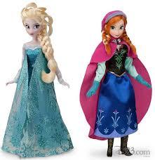 disney frozen u0027s elsa anna dolls