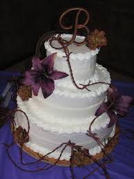 barbed wire cake from a country themed wedding wedding ideas