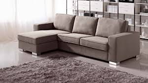 Small Leather Sofa With Chaise Living Room Cool Sectional Couch With Pull Out Bed For
