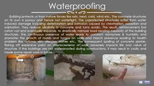 how to make waterproofing coatings youtube