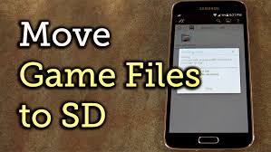 android move files to sd card to install apps move obb files to external sd card