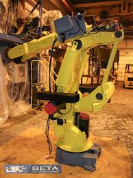 used fanuc robot s 420if no 4136 fanuc s 420if
