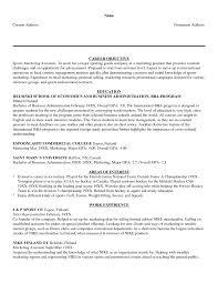 Cleaner Sample Resume Sample Resume Objective Statement Berathen Com For Cleaner A Of Yo