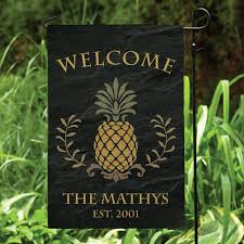 Fall Flags Yard Personalized Outdoor Décor Personalized Planet