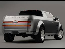 Ford Raptor Concept Truck - ford f 250 super chief concept im not a ford truck person but