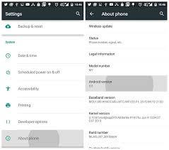 check android version how to install version of play services
