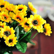 Fake Sunflowers 53 Best Artificial Plants Flowers Images On Pinterest Artificial