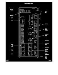 chrysler workshop manuals u003e 300 v6 3 5l vin g 2005 u003e relays and