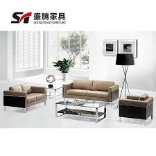 modern office sofa teng office sofa table combination minimalist modern office