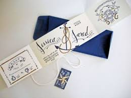 10 gorgeous nautical themed wedding invitations duoparadigms