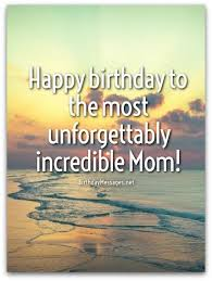 Free Sample Birthday Wishes Mom Birthday Wishes Special Birthday Messages For Mothers